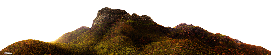 Bluff Knoll at the Stirling Ranges National Park, Western Australia