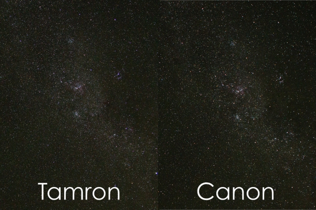 Tamron and Canon 001