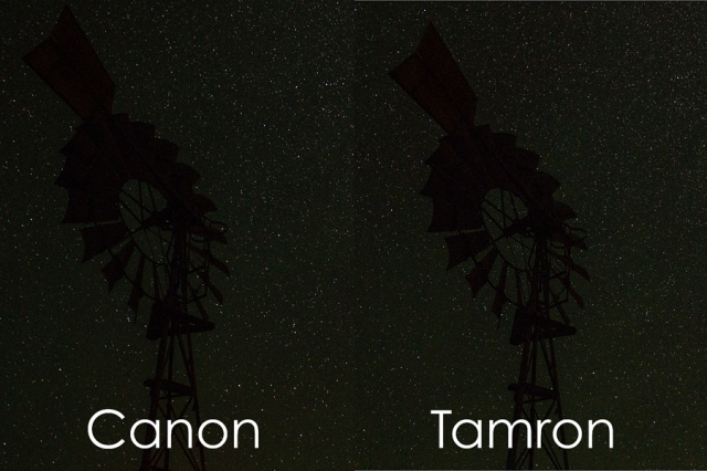 Tamron and Canon 002
