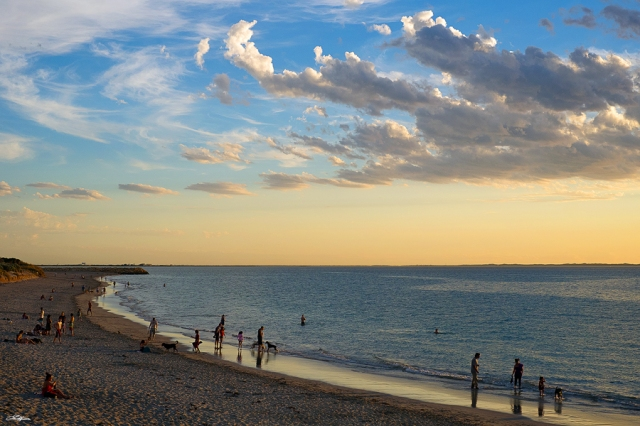 South Beach, Fremantle, Western Australia